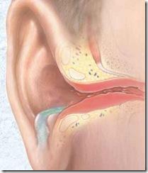 Отит уха лечение